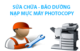 Sửa máy photocopy giá rẻ